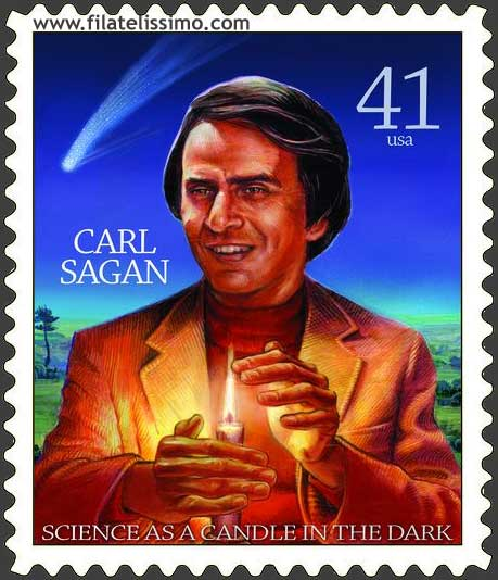 a look at the life of carl edward sagan a professor of astronomy