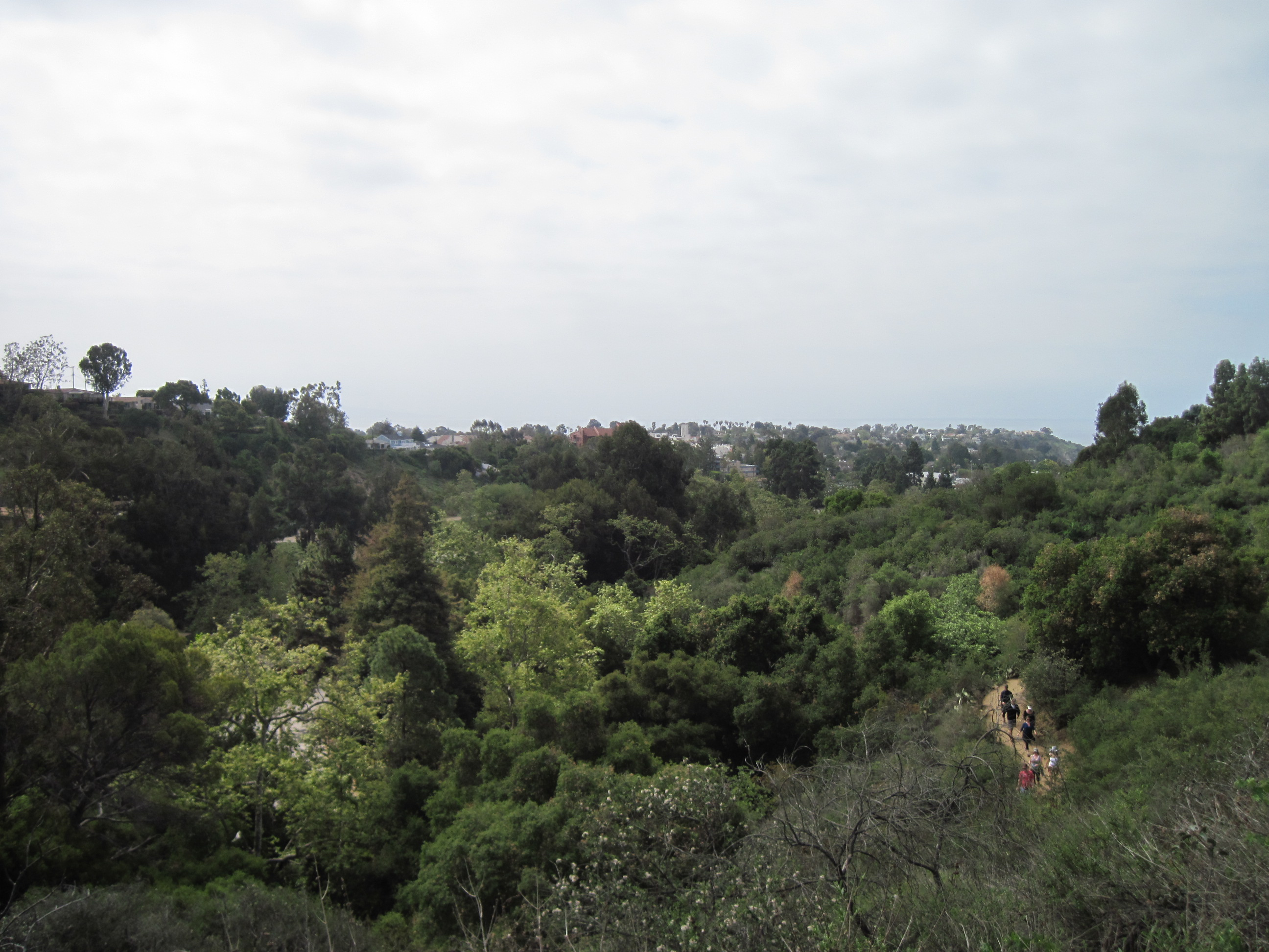 Walk with me pacific palisades temescal gateway park for Where is pacific palisades