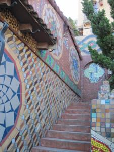 Woodrow Wilson Mosaic House