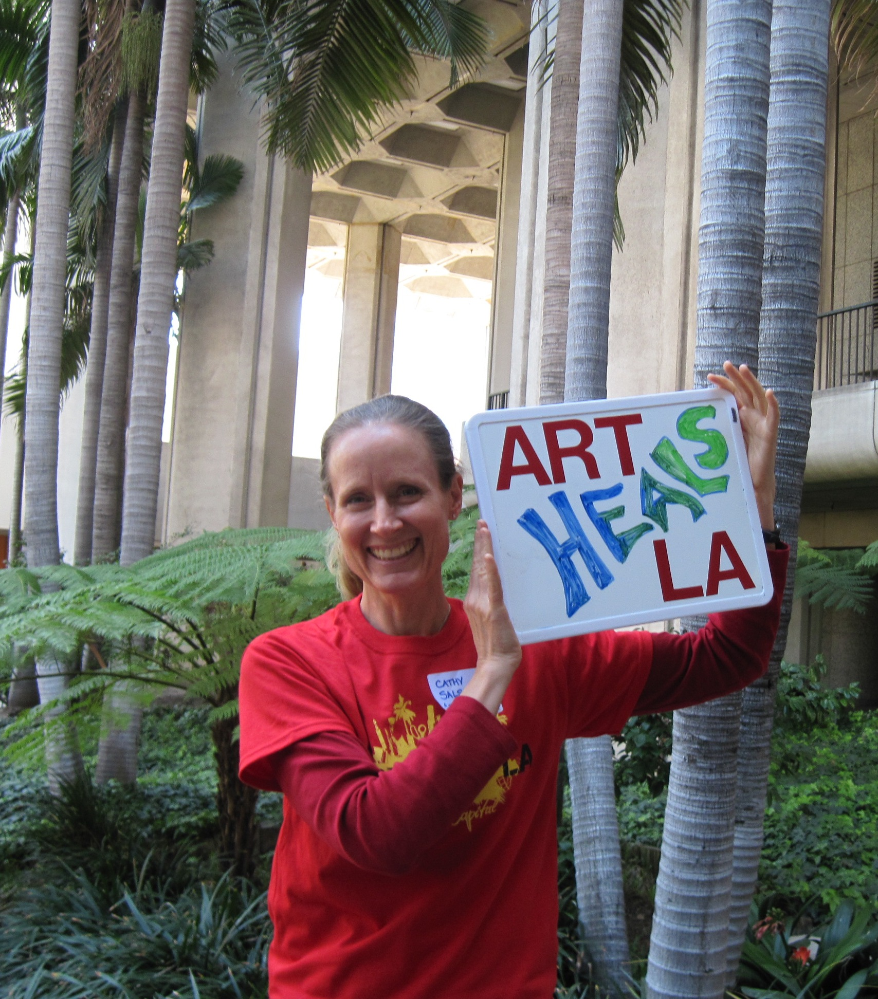 ARTWORK: Arts Day LA 2014