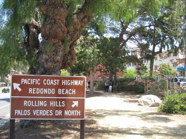 WALK WITH ME: Palos Verdes Drive West