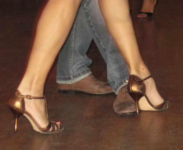 TANGO: What Is A Milonga?