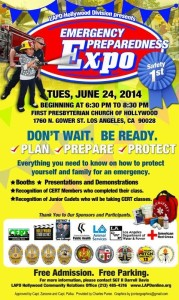 COLLABORATIVE EVENTS: Emergency Preparedness Expo