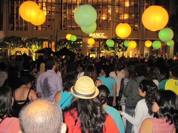 Event: Dance DTLA Samba