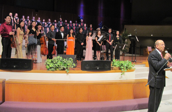 Solutions To Consider: Peace Through Music in Pasadena