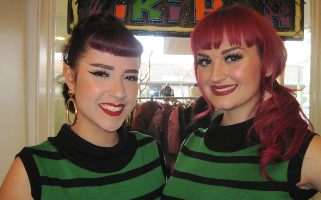 FASHION: Betty and Veronica by Pinup Girl Couture