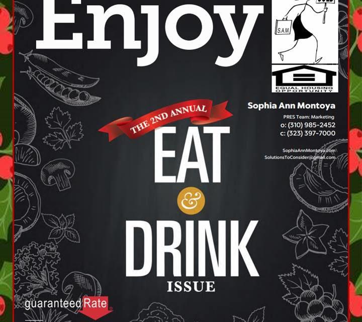 REAL ESTATE: Enjoy Monthly Magazine