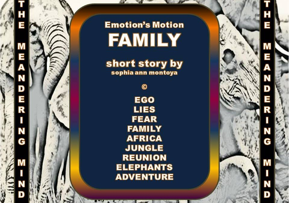 EMOTION'S MOTION ANTHOLOGY: FAMILY